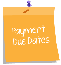Payment-Due-Dates