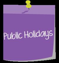 PublicHolidays