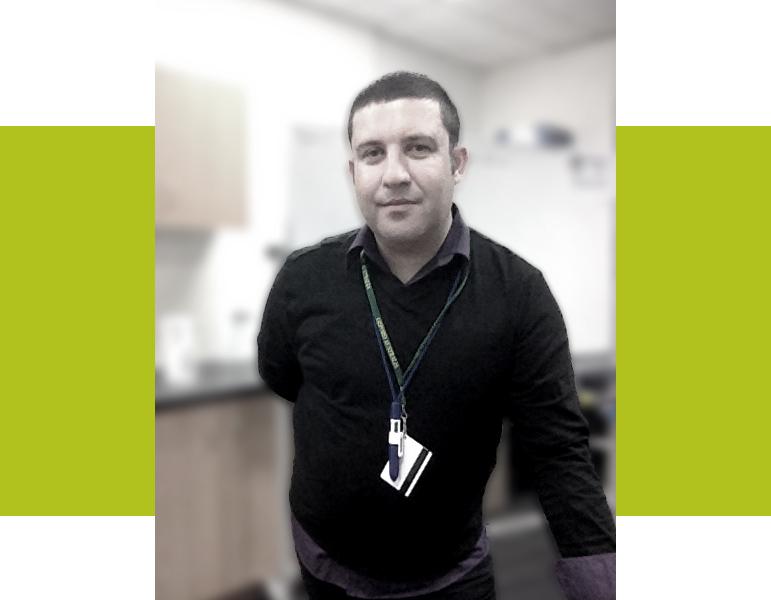 Matthew Christie – VET Coordinator