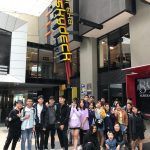 Ozford Melbourne's ELICOS students spend the afternoon up the Eureka Tower!
