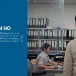 Minh Tran Ho - Accounts Manager