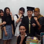 ken and students